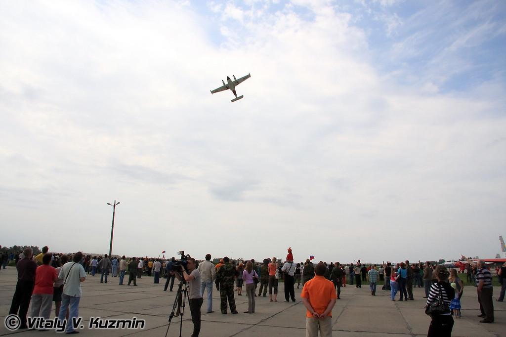 Морава Л-200 (Morava L-200 aerobatics)