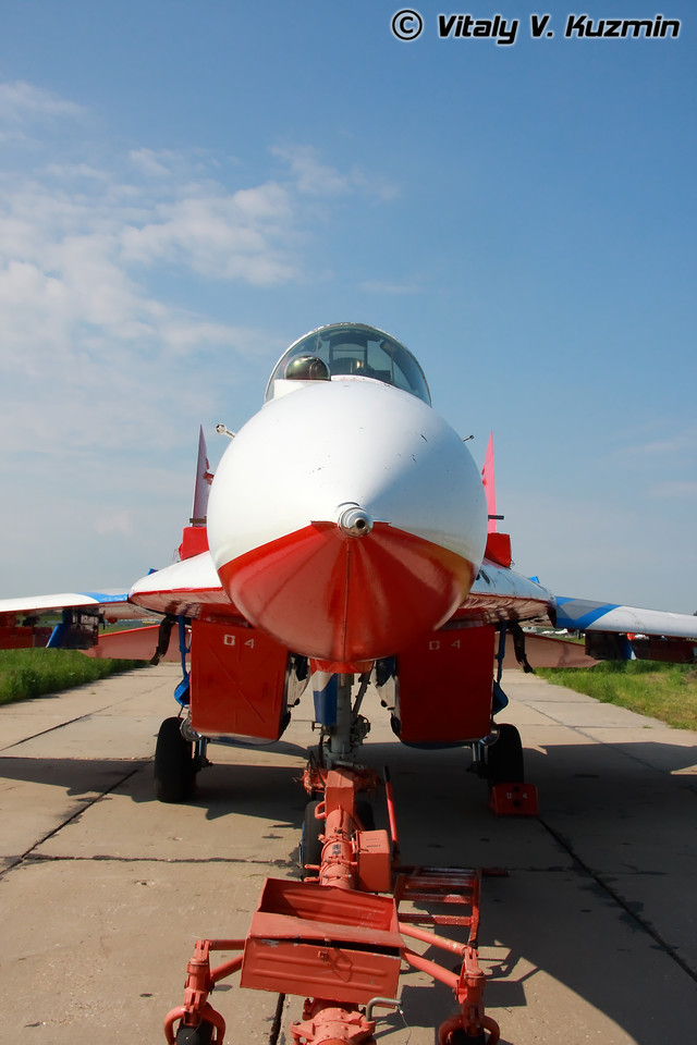 МиГ-29 (MiG-29 The Swifts)
