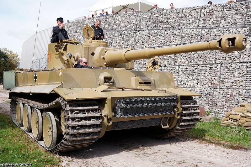 PzKpfw VI Ausf. H1 Tiger (Tiger 131)