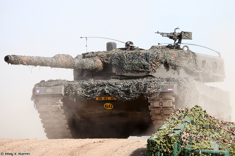 Leopard 2A4 NL
