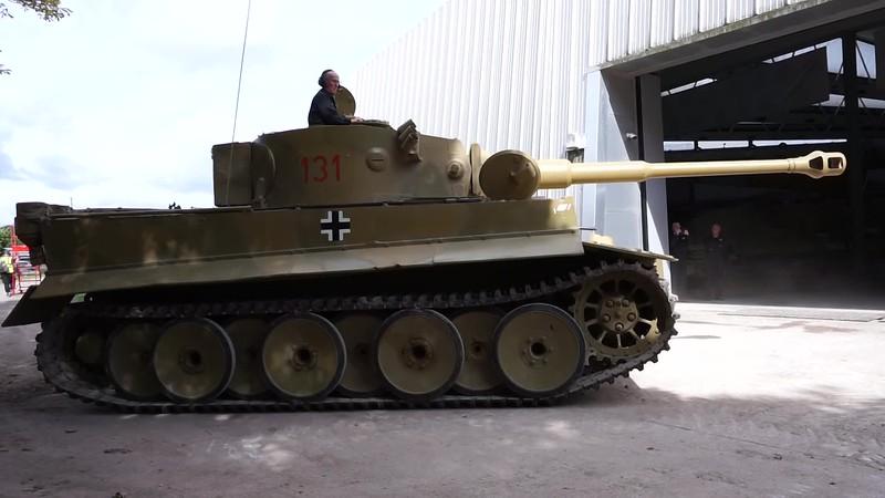 PzKpfw VI Ausf. E Tiger