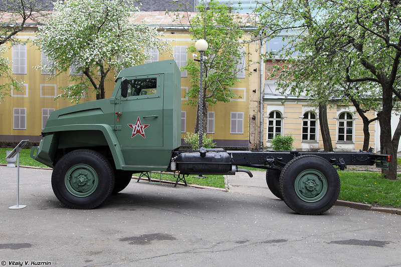 Бронеавтомобиль Колун 4х4 (Kolun 4x4 armored vehicle)