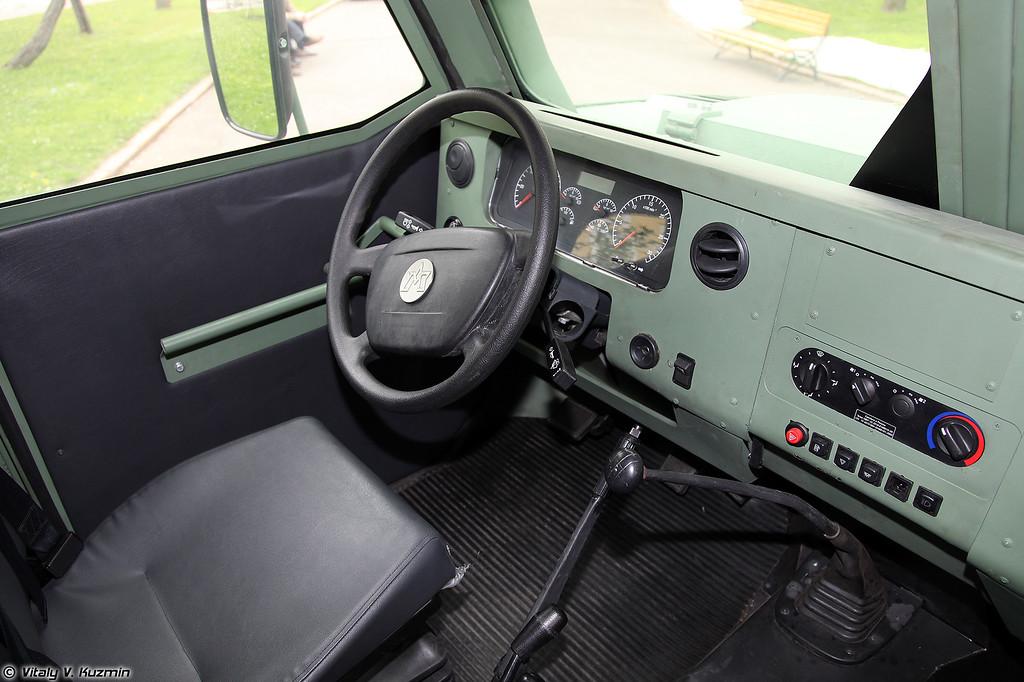 Бронеавтомобиль Торос санитарный (Toros medic variant)