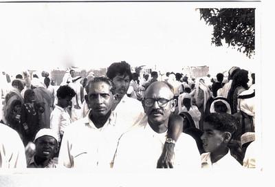 66 Two TOS Bearers celebrating Sharjah
