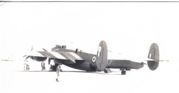 20 RAF Shackleton