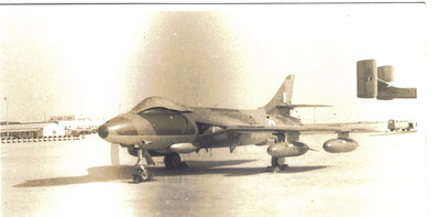 19 RAF Hawker Hunter