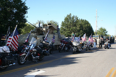 Troop Support Ride 2010 0008