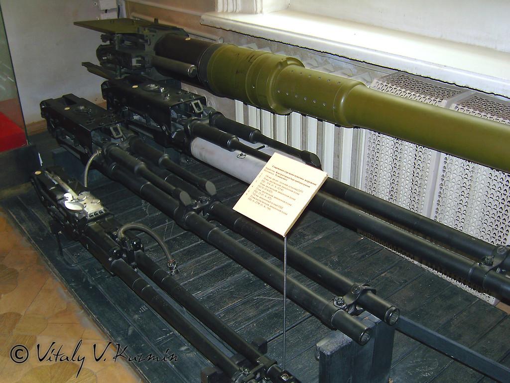 Современное стрелково-пушечное вооружение (Modern canon armament)