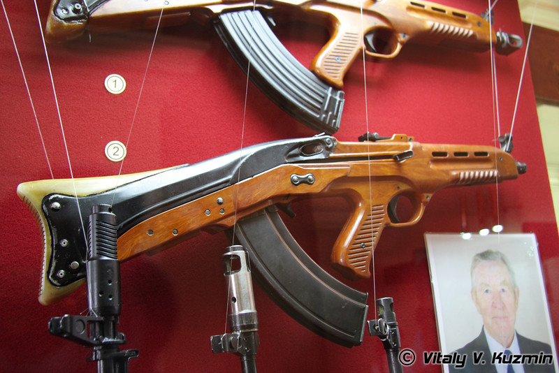 Автомат ТКБ-011 обр. 1963г. (TKB-011 rifle 1963 mod.)