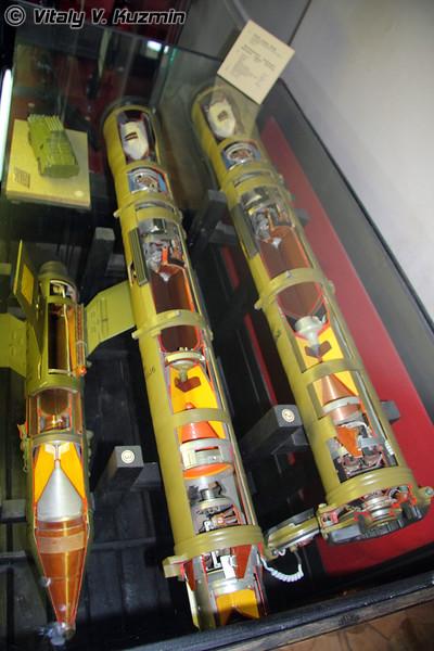 ПТУРСы 9М113, 9М113М и 9М14П1 (9M113, 9M113M and 9M14P1 ATGMs)