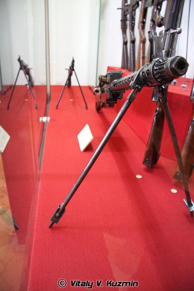 Ручной пулемет Лахти-Салоранта (Lakhti-Salorant machinegun)