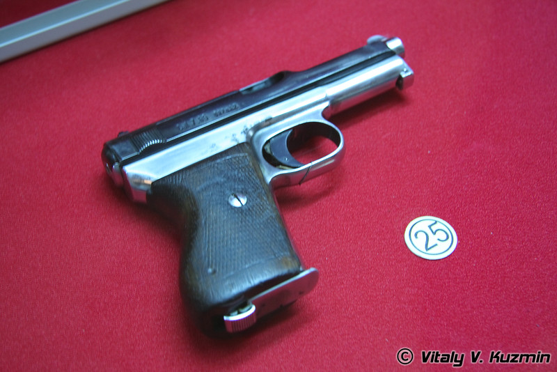 Маузер мод. 1910/1934 (Mauser mod. 1910/1934)