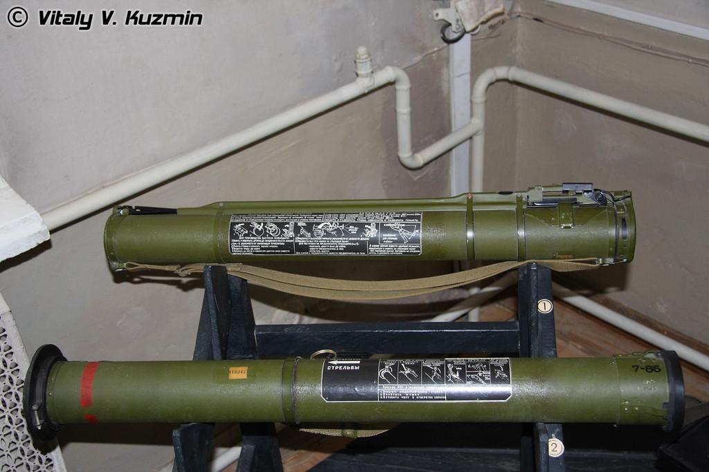 РПГ-18 и РПГ-26 (RPG-18 and RPG-26)