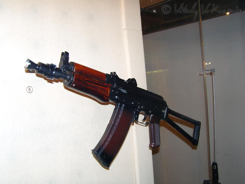 АКС-74У (AKS-74U)