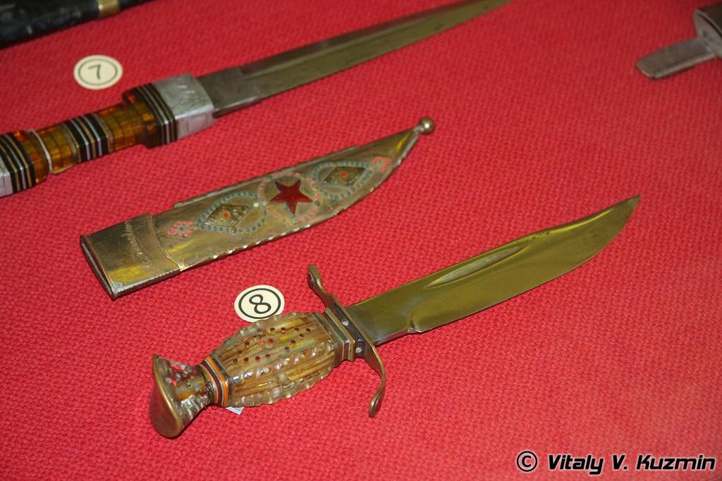 Подарочные ножи (Self-made knifes)