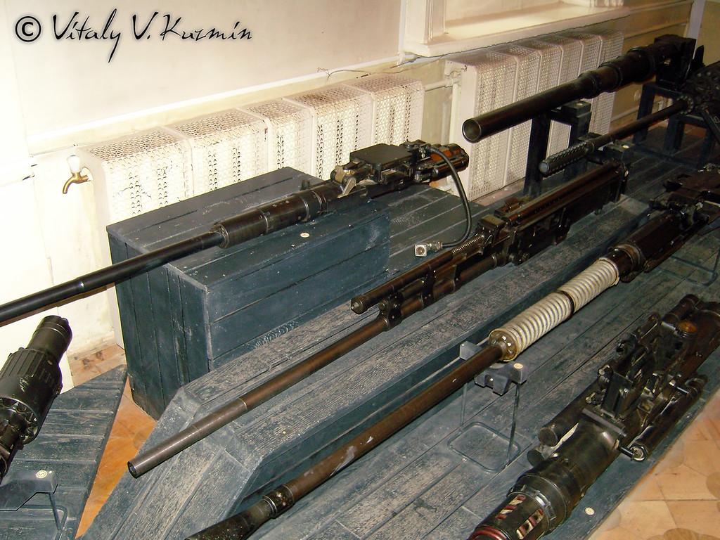Авиационные пушки и пулеметы 30-50-ых годов (Avia cannons and machineguns from 30s-50s)