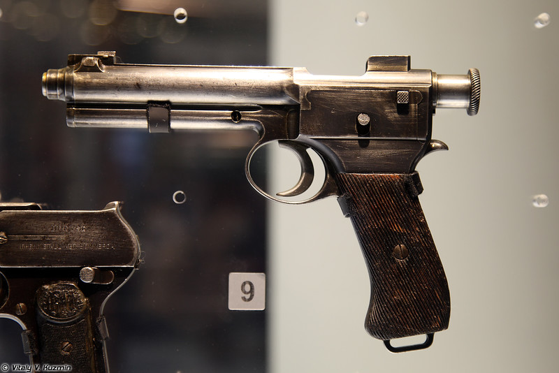 Roth–Steyr M1907