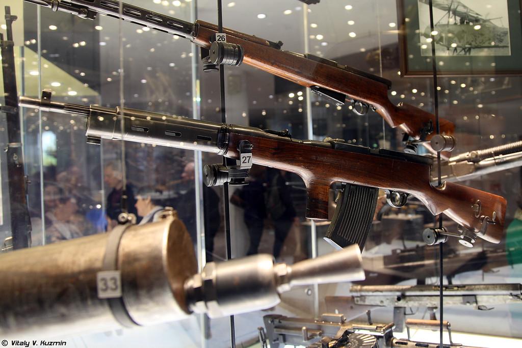 Автомат Федорова (Fedorov Avtomat rifle)