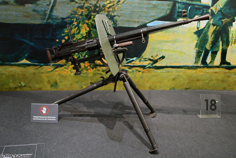 Станковый пулемёт Дегтярёва образца 1939 года ДС-39 (Degtyaryov DS-39 machine gun)
