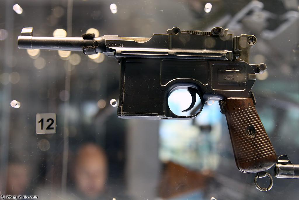 Маузер К96 обр.1926 Боло (Mauser C96 M.1920 Bolo)