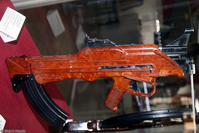 Автомат Коробова ТКБ-022ПМ (TKB-022PM Korobov assault rifle)