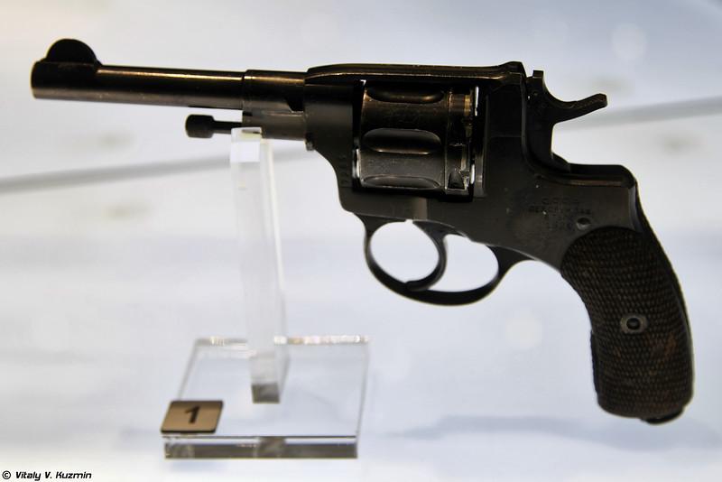 Револьвер Нагана обр. 1895 (Nagant M1895 Revolver)