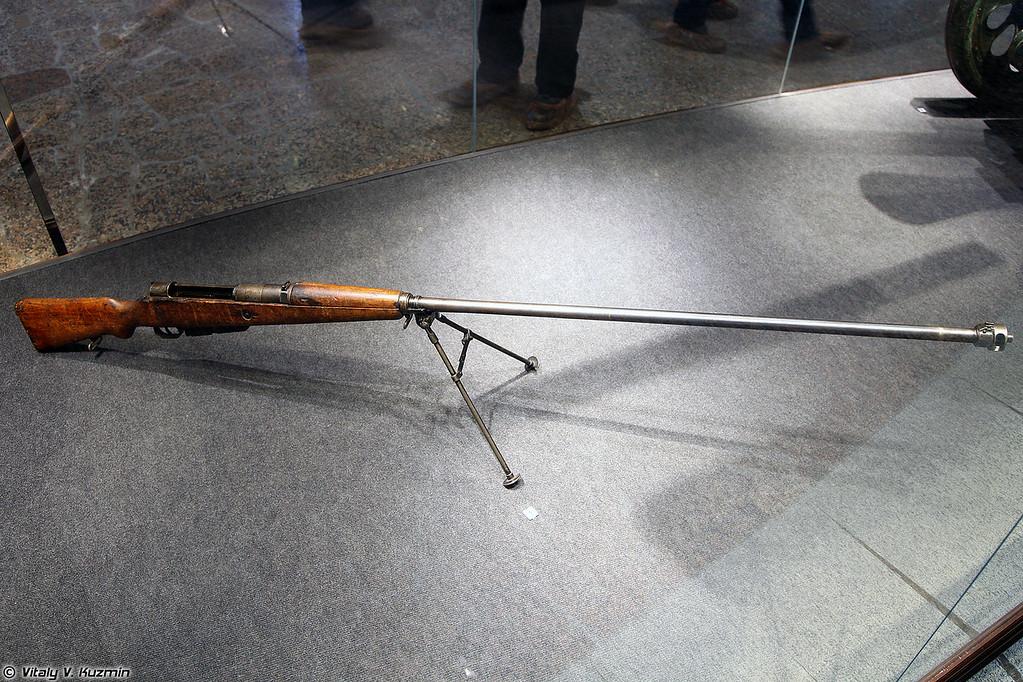 Противотанковое ружье Марошека Karabin przeciwpancerny wz.35 (Wz. 35 anti-tank rifle)
