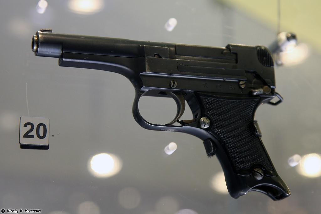 Пистолет Намбу Тип 94 (Nambu Type 94 pistol)