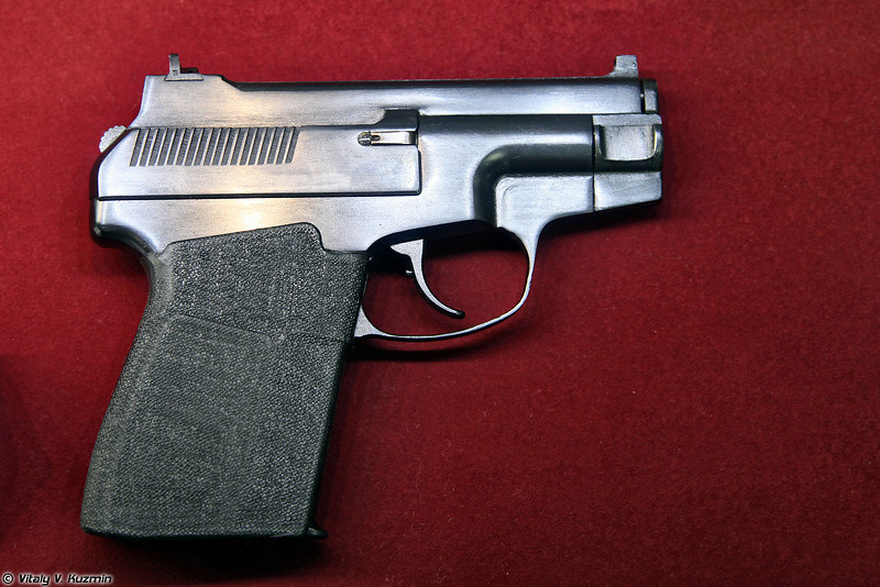 ПСС (PSS silent pistol)