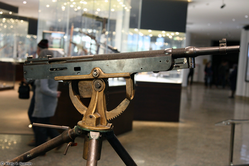 Пулемёт Кольт-Браунинг M1895/14 (Colt–Browning M1895/14 machine gun)