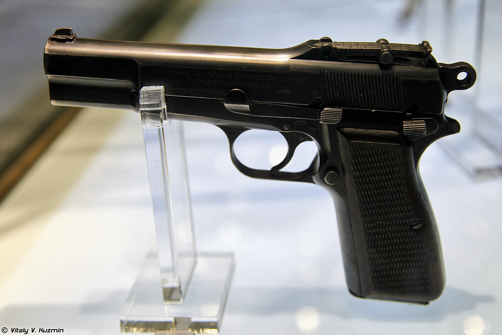 Browning Hi-Power 1935