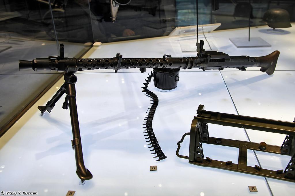 MG 34 (Maschinengewehr 34)