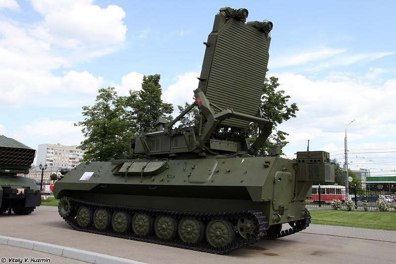 1Л219 Зоопарк-1 (1L219 Zoopark-1 radar)