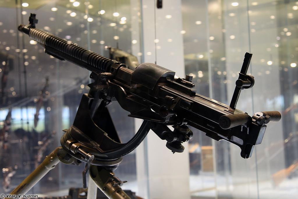 Пулемет Силина 56-П-427 (Silin machine gun 56-P-427)