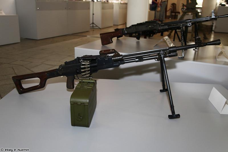Единый пулемет ТКБ-521 (TKB-521 machine gun)