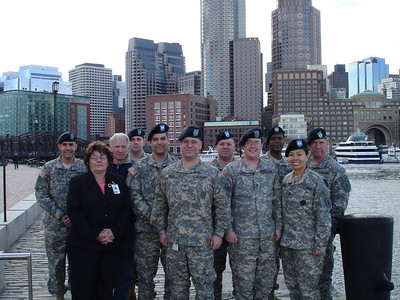 I'm the first on the left.  This was during my recruiting assingment in Boston from 1999-2007.