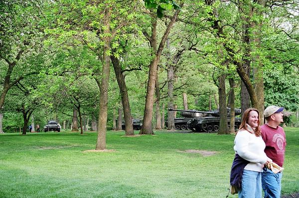 US Naval Reserve, Forest Park, IL