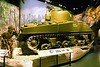 World War 2, US Marine Corps museum, Triangle, Virginia, 22 May 2017 4.  M4A3 Sherman tank.