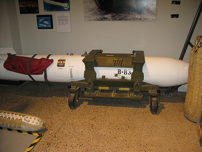 B83 Thermonuclear Weapon