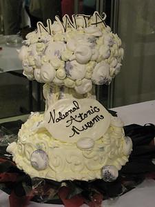 NWTA ice cream cake
