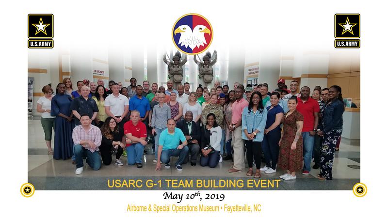 20190804 USARC Team Photo 001