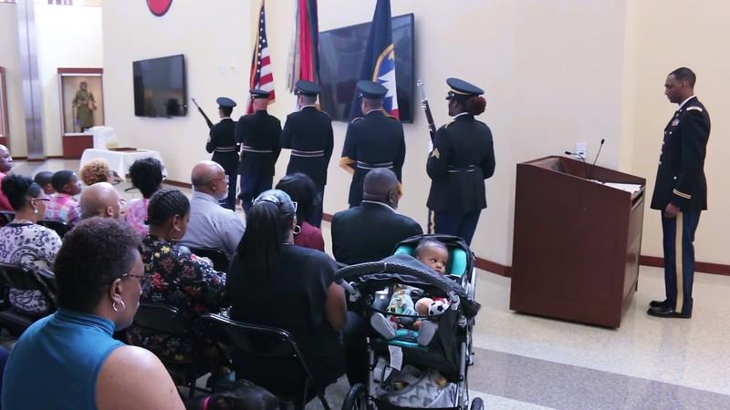 LTC Nelms Promotion Ceremony 2019