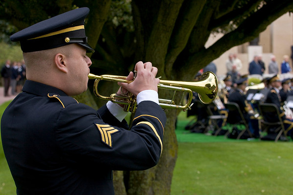 Normandy, France; Memorial Day—May, 2010