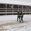 U S _Army_soldiers_walking_between_their_barracks_in_Kosovo_in_snow_storm_Copyright_Minardi_img_019