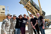 Saving Abel-Visiting a Patriot missile battery.