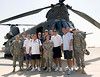 Camp Speicher, Iraq USO Operation Hardwood VI