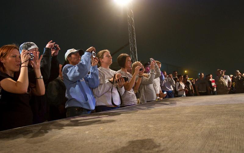 Saving Abel-Performing at Camp Arifjan, Kuwait.