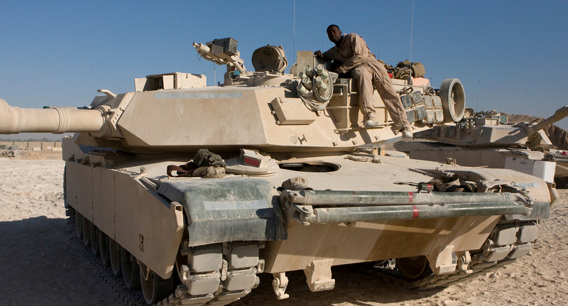 Tank ramp at Camp Fallujah, Iraq. November, 2007. This is the same place my son was based on both of his tours to Iraq with the Marines. I was there three weeks after he rotated out on his second tour.