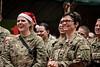 USO Holiday Tour on Christmas Eve