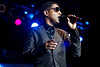 "Fort Benning, GA. (Sept. 23, 2011)-Superstar recording artist/music producer Kenny ""Babyface"" Edmonds delivered musical delight to Soldiers and military families stationed at Fort Benning as part of the USO's first Fall concert of the year. During the show, the revolutionary hit maker tantalized the crowd with classic love songs and countless upbeat R & B hits."